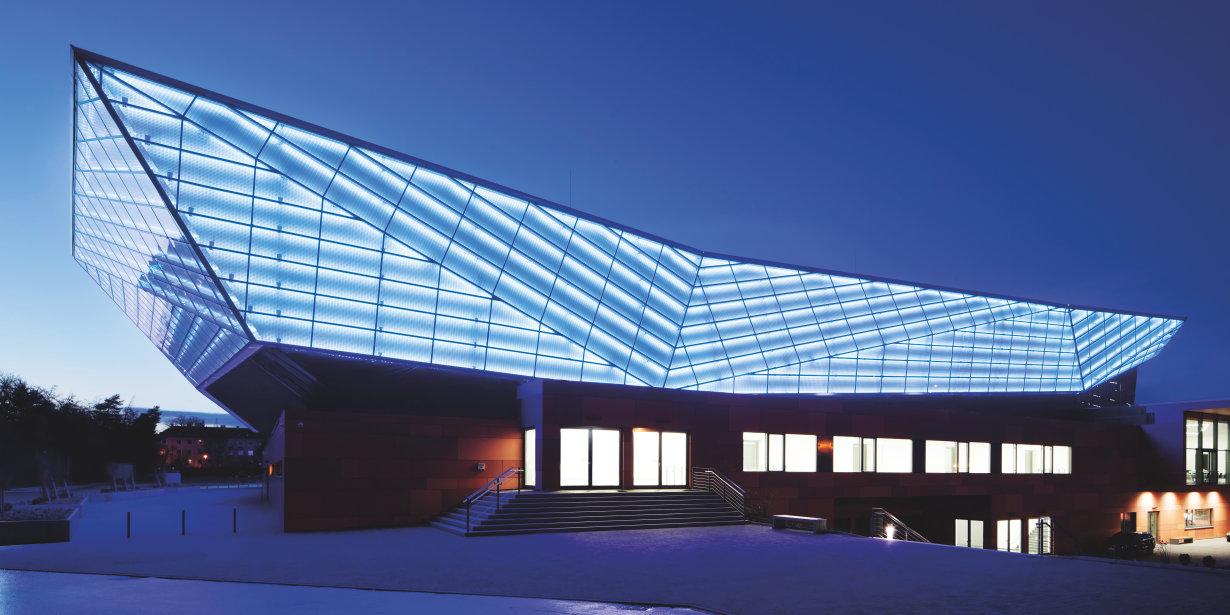 LEDs für Architektur und Fassade