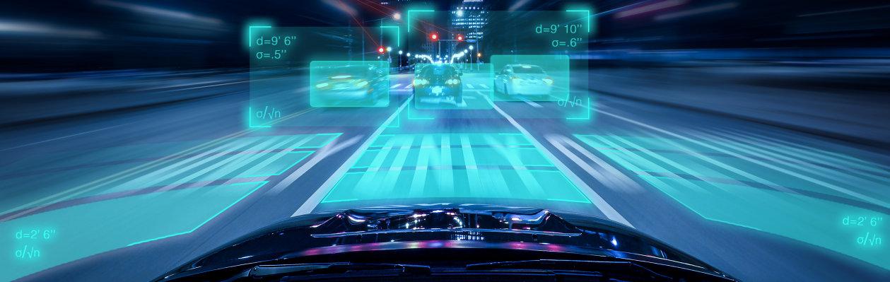 La luce guida la mobilità e la logistica