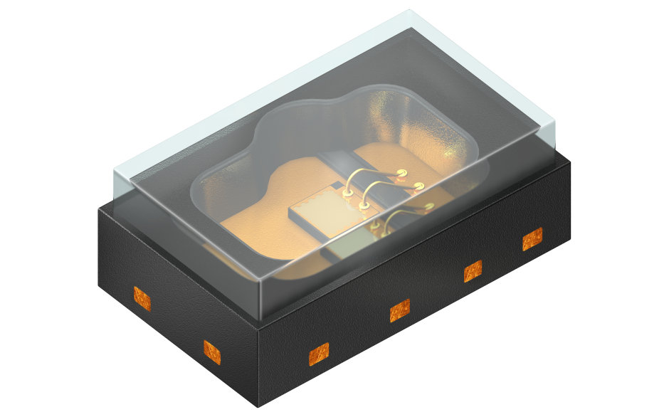 Osram Opto Semiconductors presents its first VCSEL in the new Bidos family. The VCSEL combines the outstanding technical properties of an IRED with those of a laser.