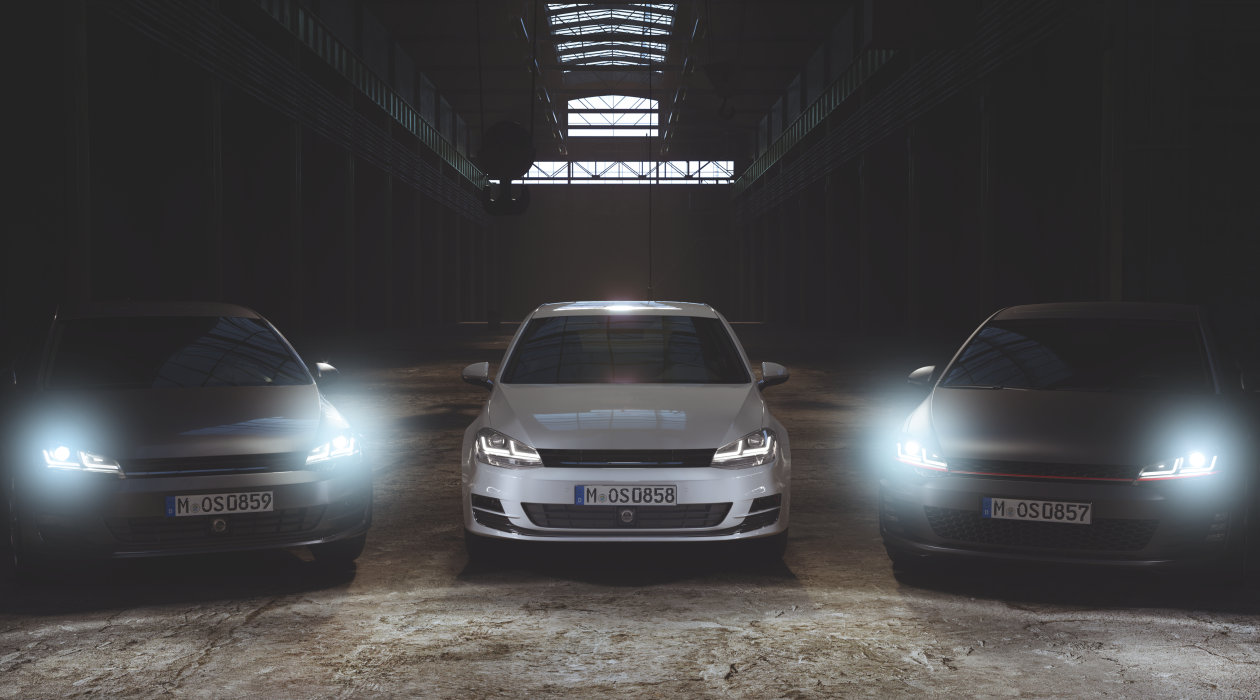 Ledriving Headlights Osram Automotive