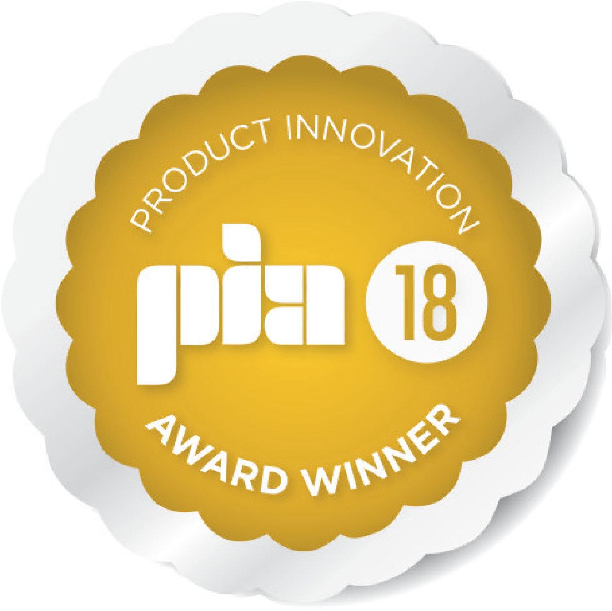 PIA 18 award winner