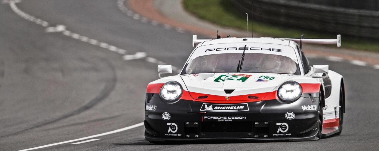 OSRAM Opto Semiconductors & Porsche Motorsport