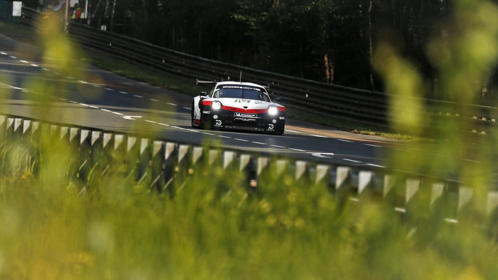 Porsche Motorsport 911 RSR