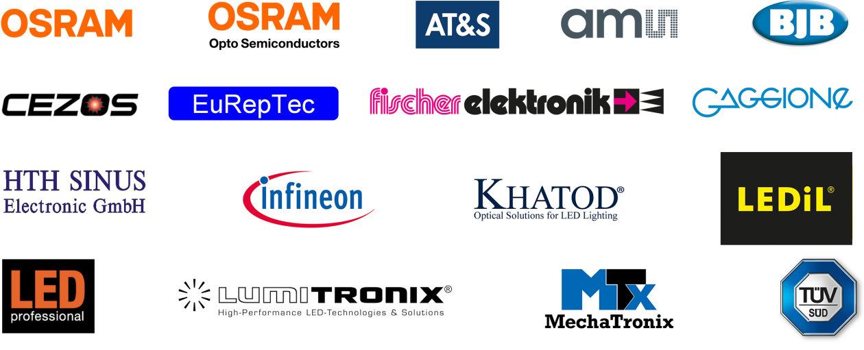 Technologietage 2018 Arnsberg Partner Logos