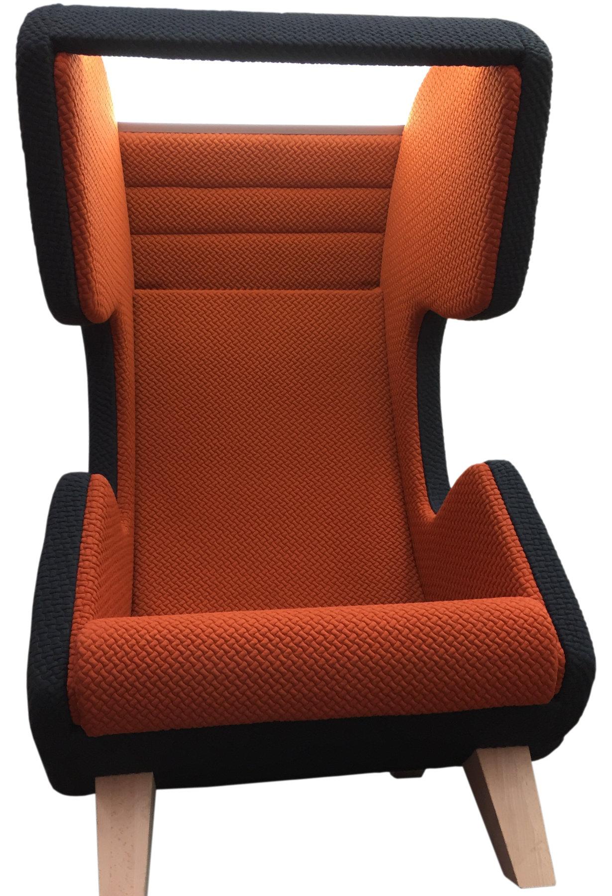 Osram's Chronogy™ HCL chairs