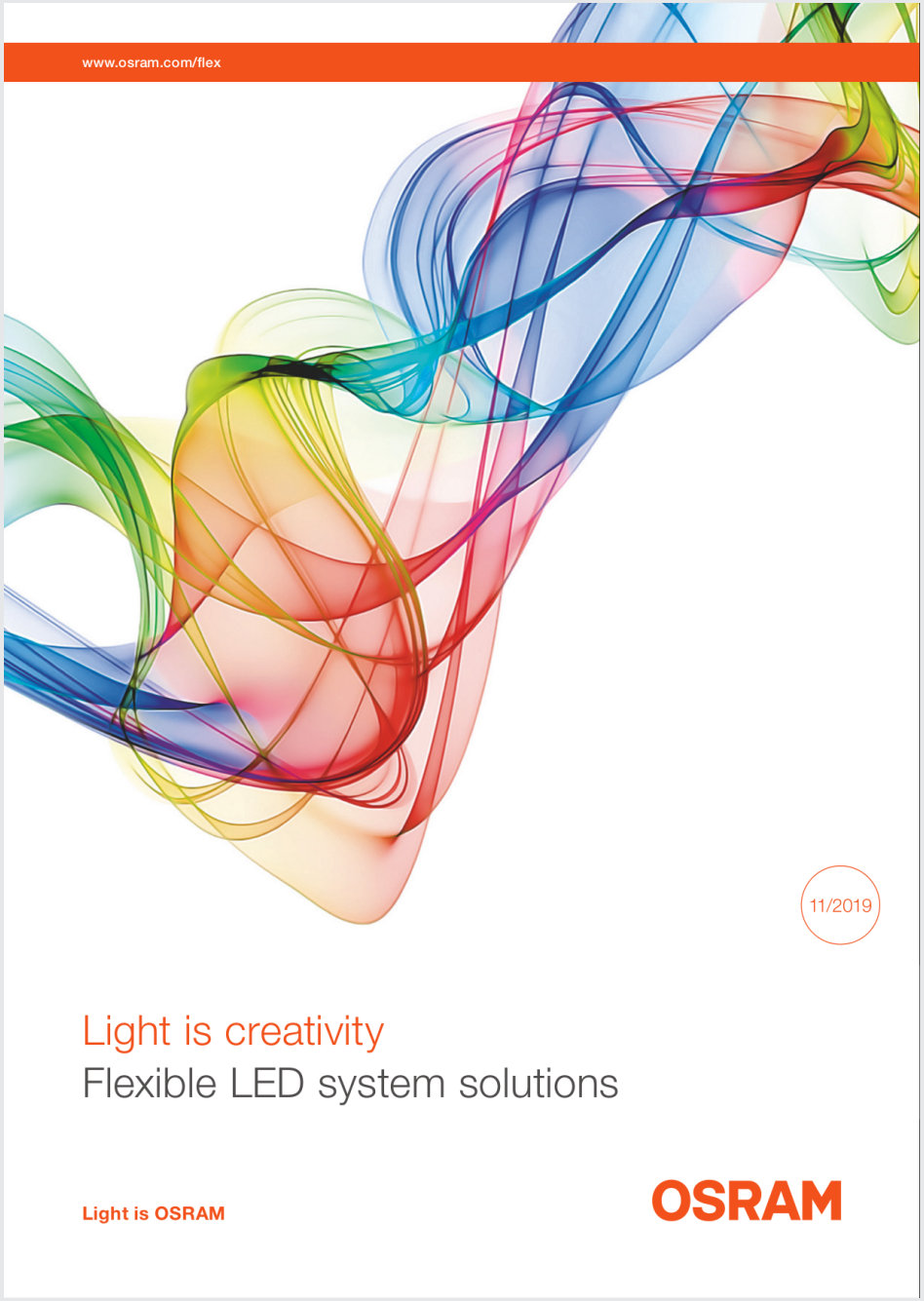 Flexible Lighting Systems Light Is Osram Wiring Diagram Free Download Schematic Now The New Flex Catalogue Creativity