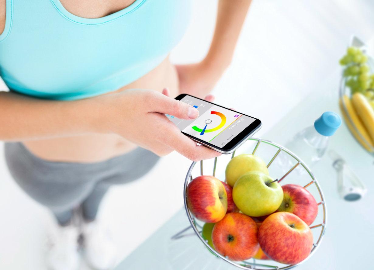 精确提供身体所需成分。在欧司朗光电半导体新品红外 LED 的帮助下,运动员每天都能方便地测量和调整饮食中的各种营养成分。