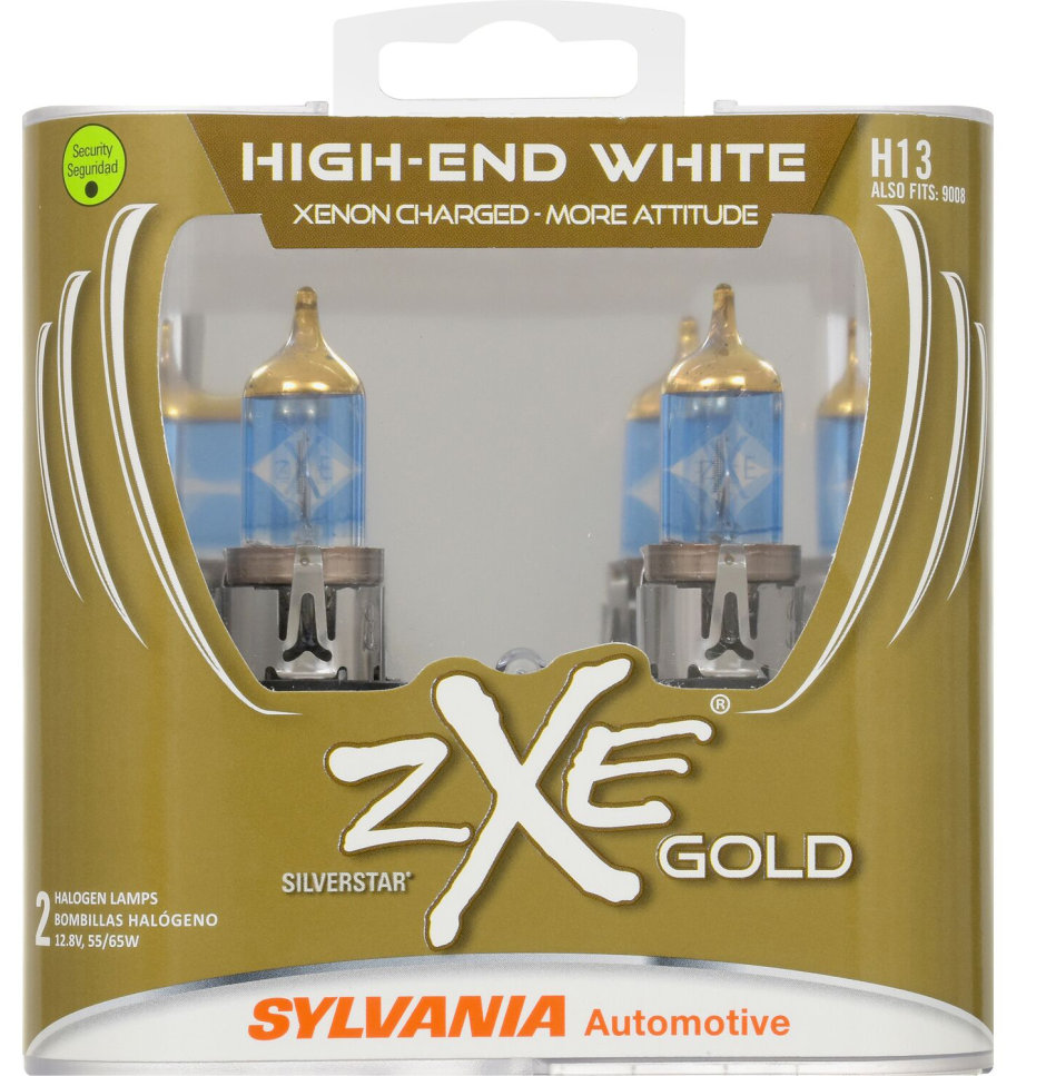 H13 Bulb - SilverStar zXe GOLD