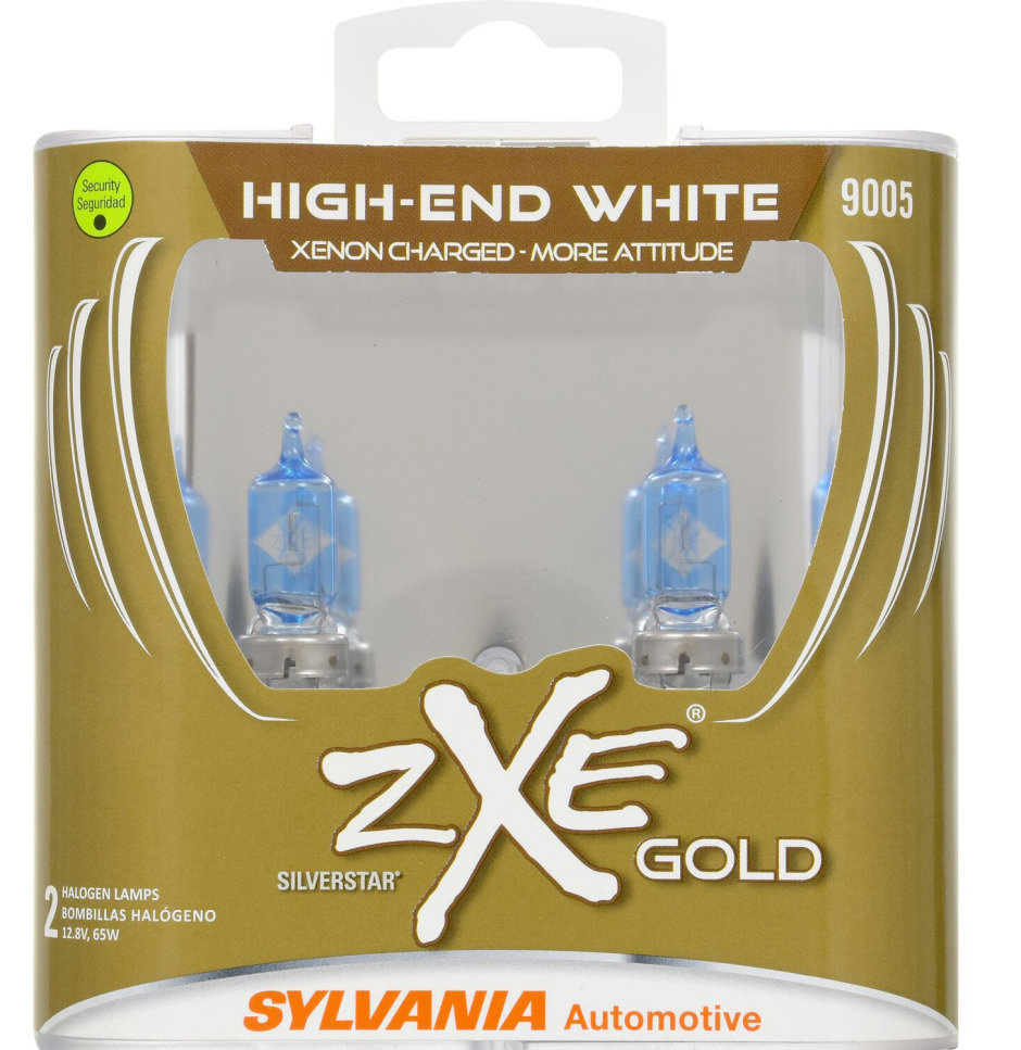 9005 Bulb -SilverStar zXe GOLD