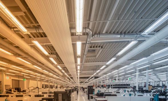 Iluminación centrada en las personas - Componentes, productos, soluciones para iluminación centrada en el ser humano, aplicaciones científica, casos más novedosos