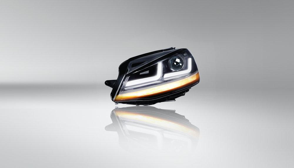 LEDriving headlight for VW Golf VII