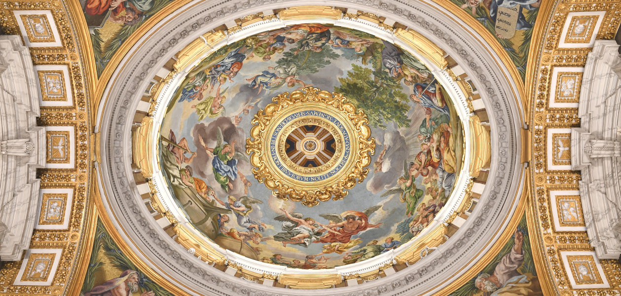 History and technology in harmony: St. Peter's Basilica shines in a new light
