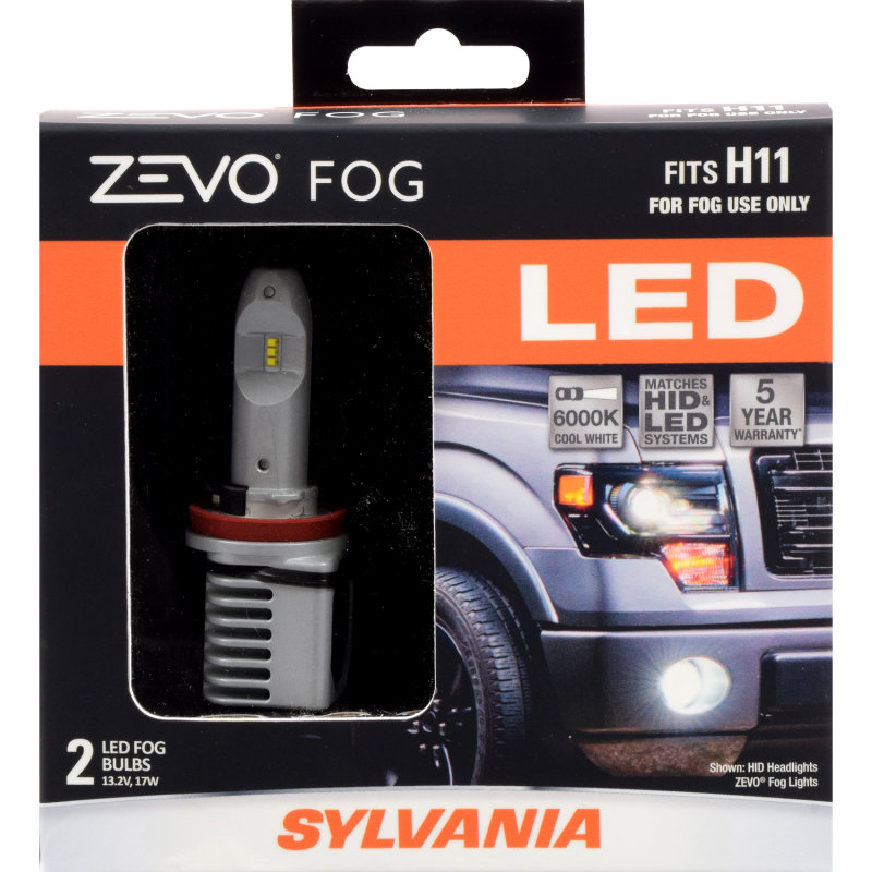 H11 LED Bulb - ZEVO Fog