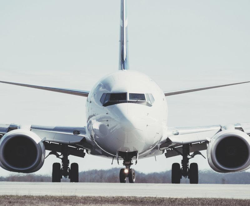 Start- und Landebahn