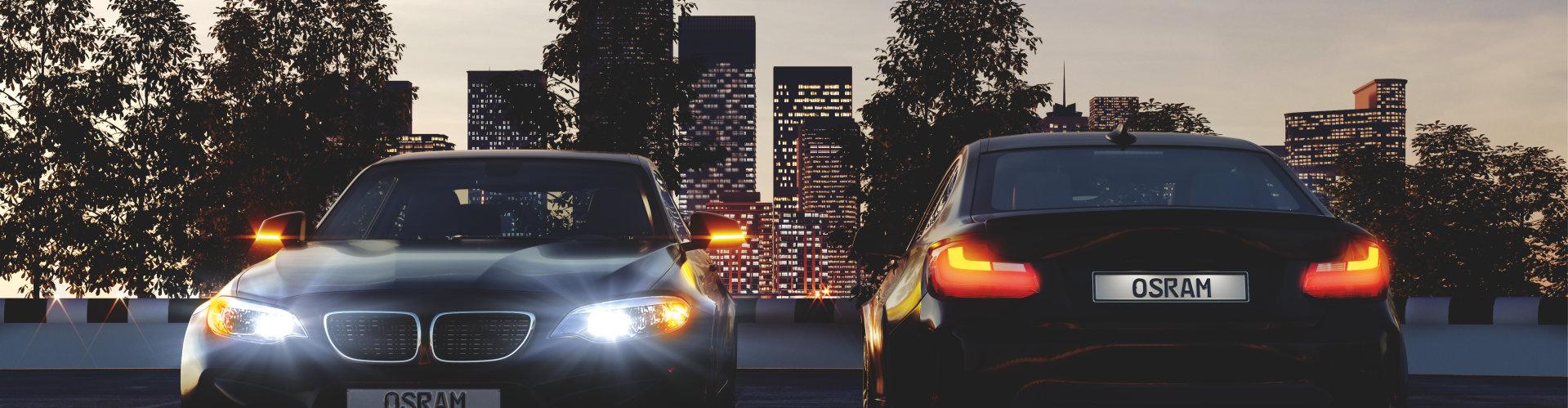 Éclairage automobile LED pour votre voiture