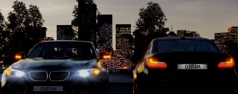 LED automotive lighting for your car Lamps and fixtures for a strong look