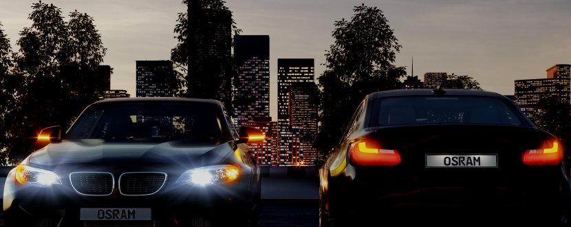 Éclairage automobile LED pour votre voiture Lampes et raccords pour une apparence forte