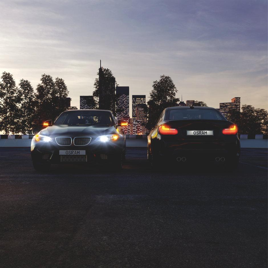 Iluminación LED para su automóvil