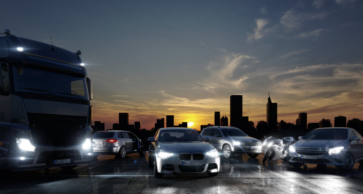Automotive Lighting Solutions: For everything ahead of you