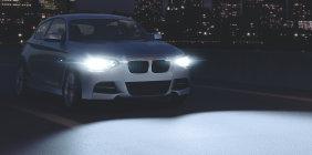 Licht für Autos