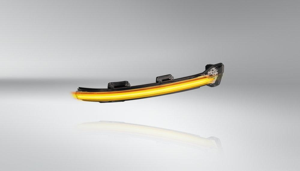 LEDriving Dynamic Mirror Indicator for Golf VII Black Edition