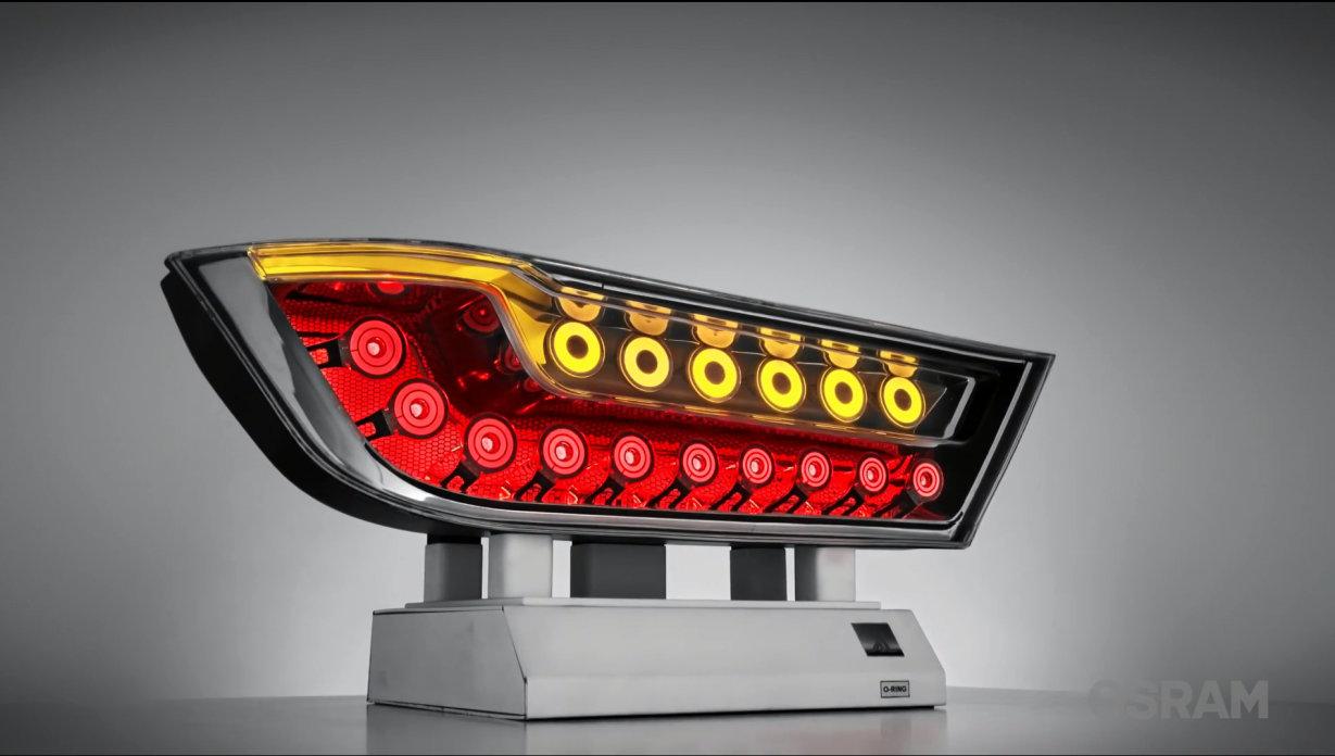 OLED/ LED Hybrid RCL