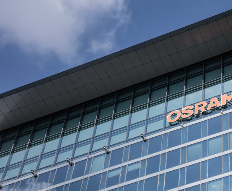 About The new OSRAM
