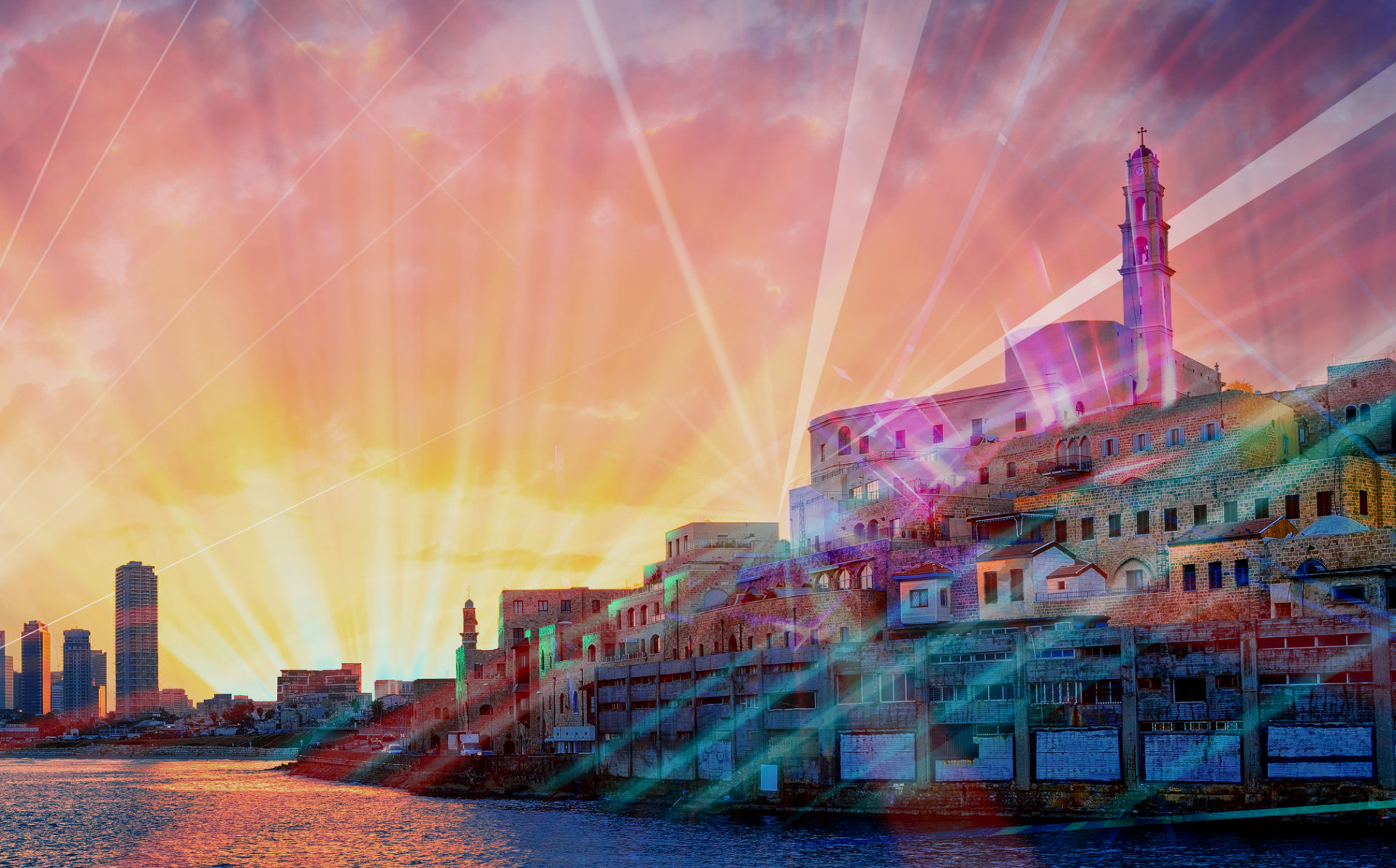 <strong>#FeelTheVibe</strong><br>OSRAM is lighting up the 2019 Eurovision Song Contest in Tel&nbsp;Aviv