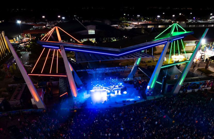 Oklahoma Stage - Tulsa