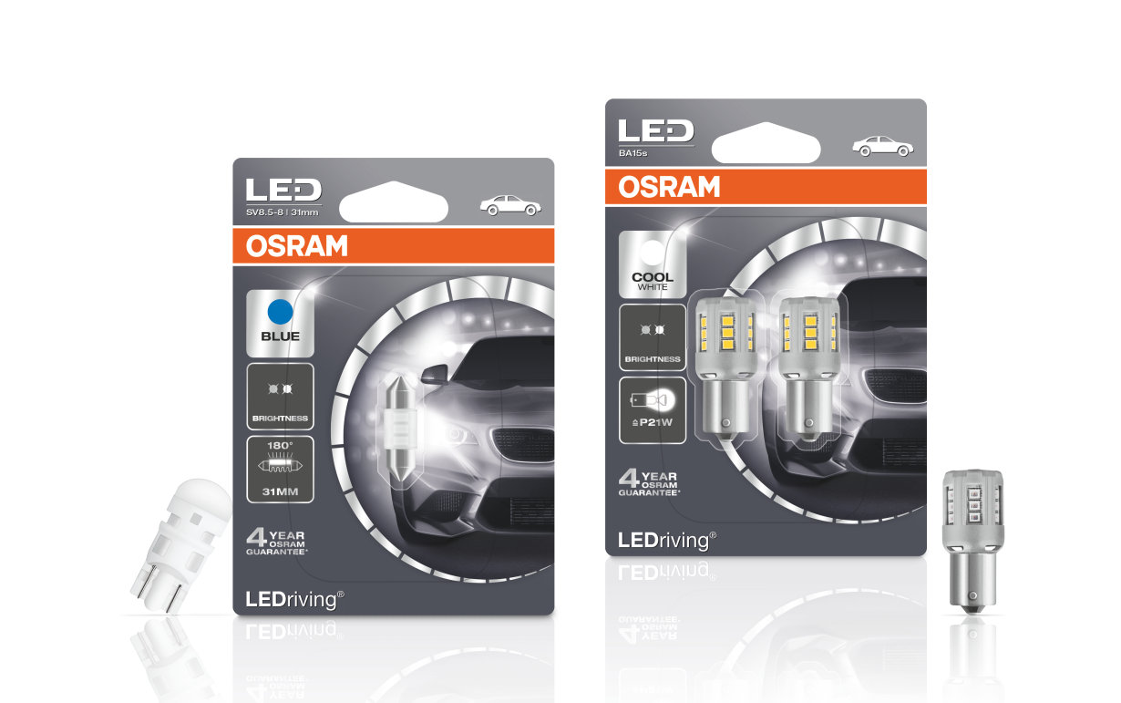 LED de substitution LEDriving STANDARD