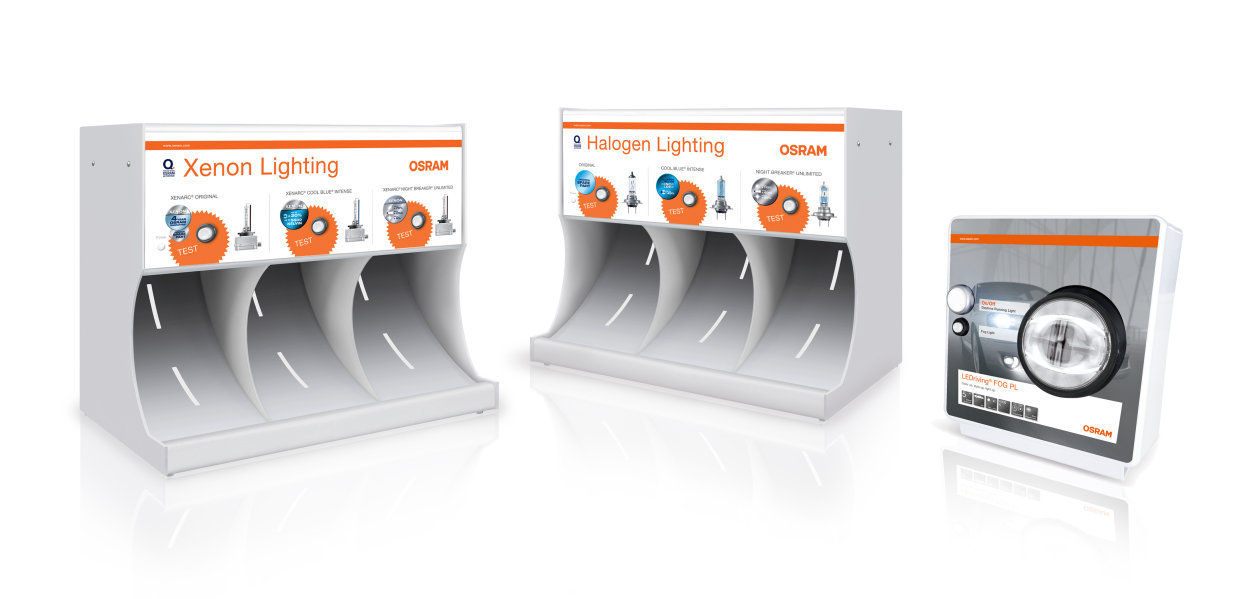 Solutions POS d'OSRAM