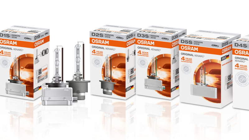 Guarantee process for XENARC ORIGINAL headlight bulbs
