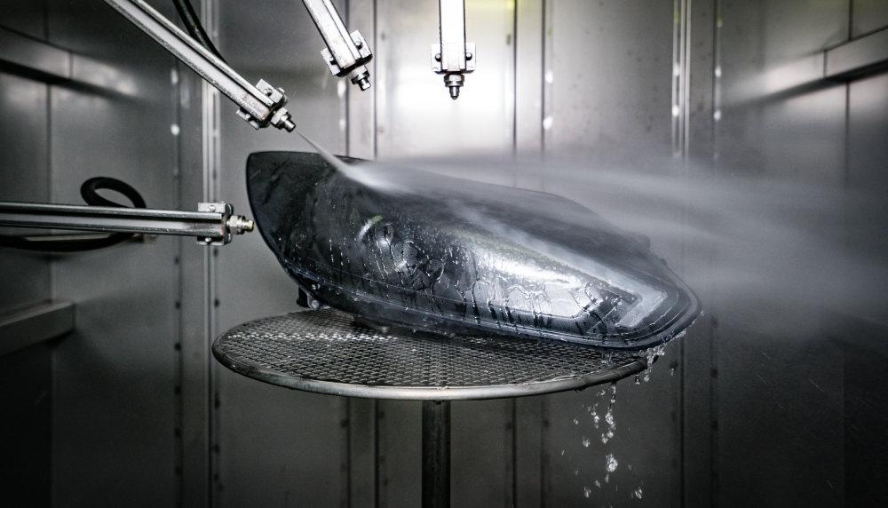IP-Schutzarten: Wasser