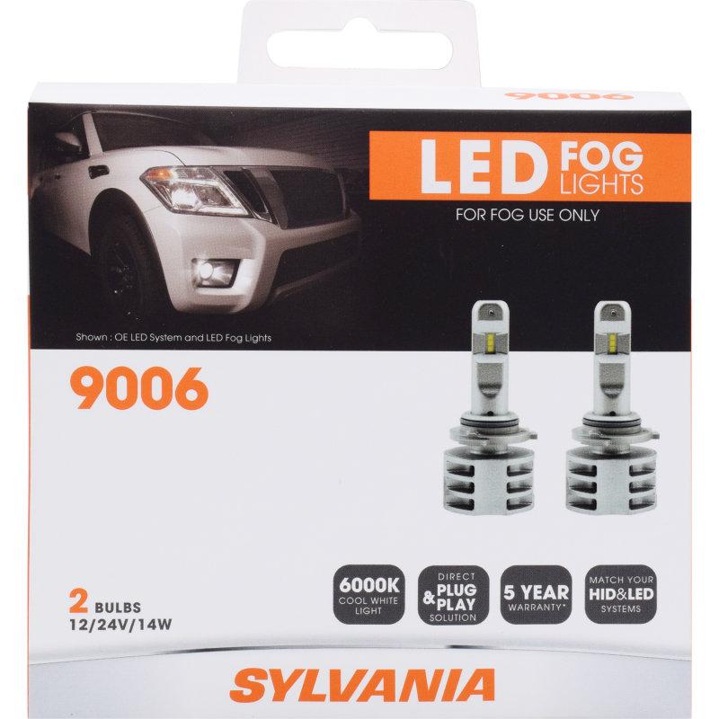 9006 LED Bulb - ZEVO Fog