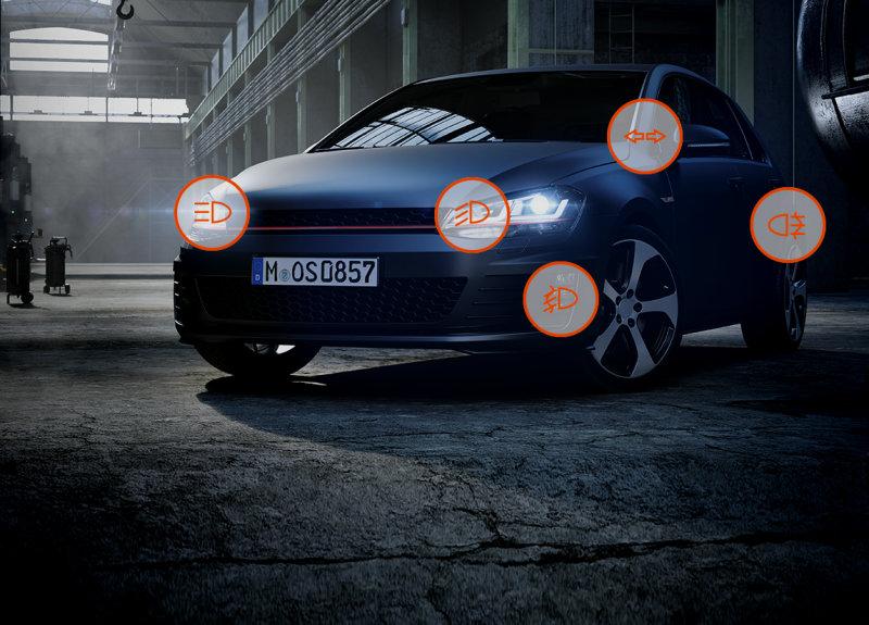 Online App: OSRAM Fahrzeuglampenfinder