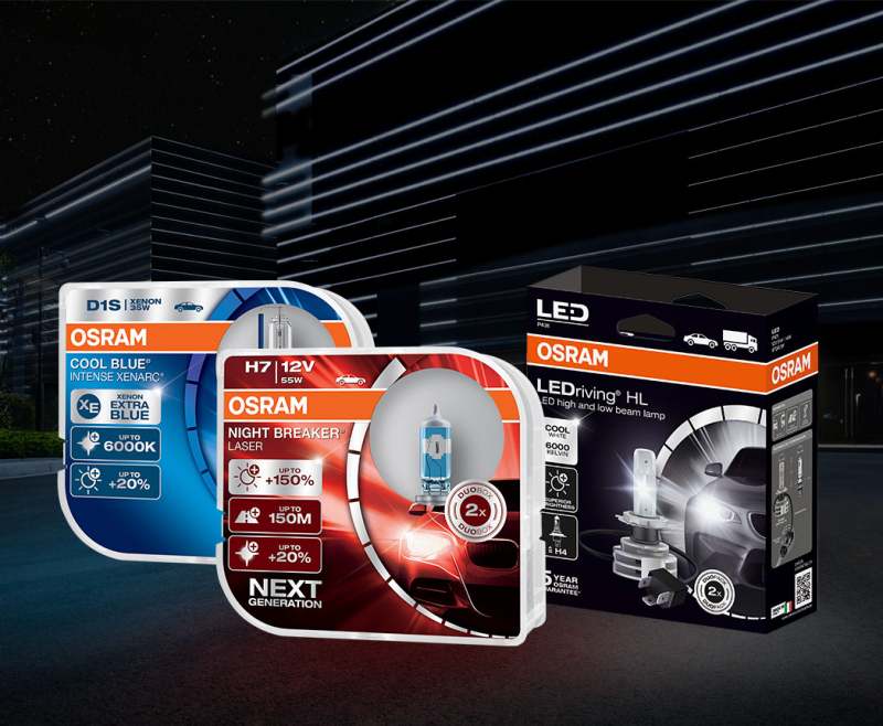 Product Selection LEDriving HL