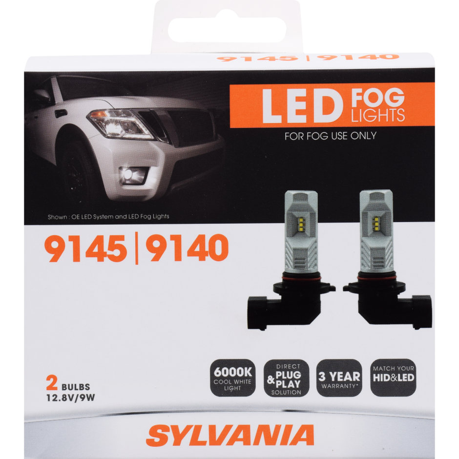 9145 LED Foglight