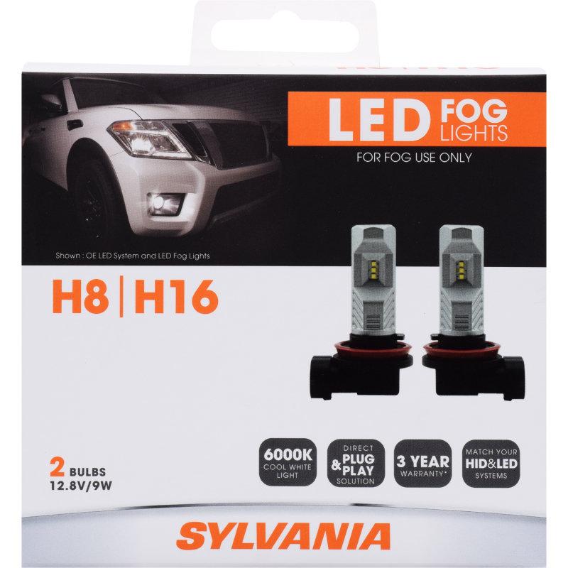 H8 LED Bulb - ZEVO Fog