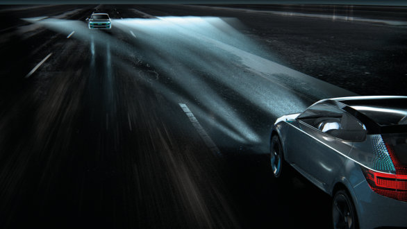 Automotive Exterior - Adaptive driving beam systems