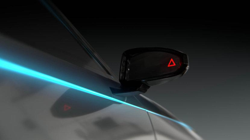 Automotive Interior - Mirror Applications