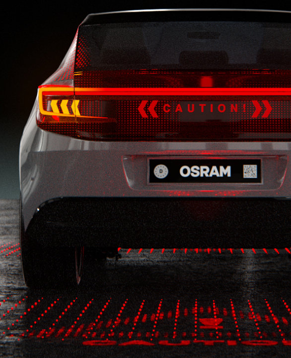 Automotive Exterior - Rear Light