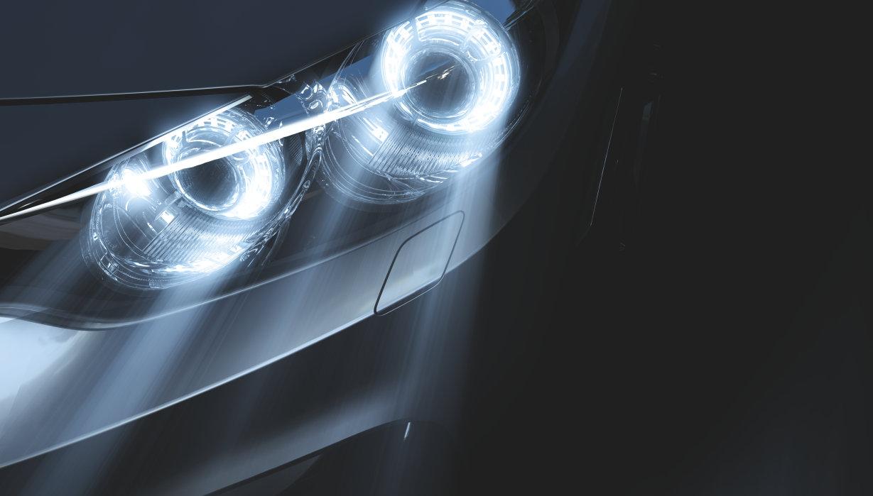 車載用光源