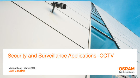 Securtiy and surveillance webinar