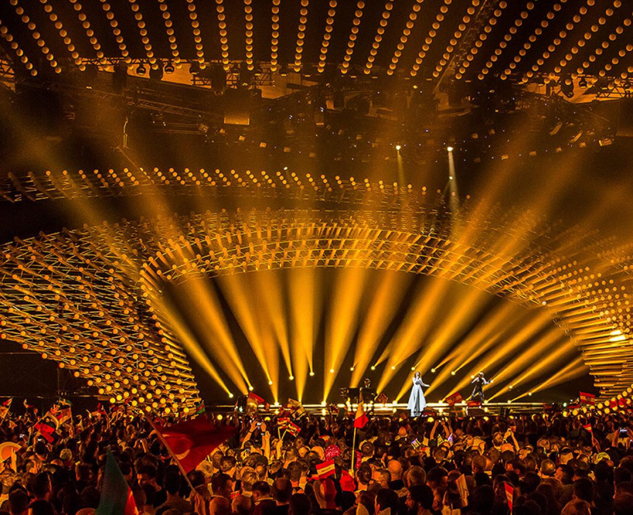 Illuminazione professionale per l'intrattenimento
