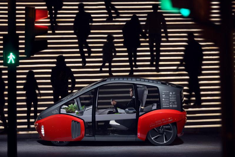 Rinspeed Concept Car 2017