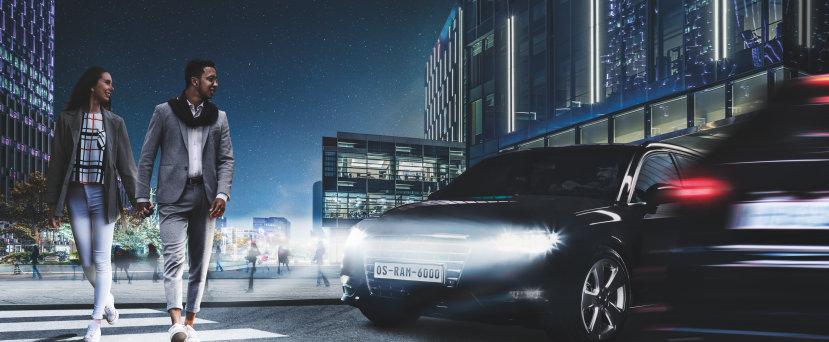 Die wegweisende Innovation, die Blicke auf sich zieht – Deutschlands erste straßenzugelassene LED-Nachrüstlampe