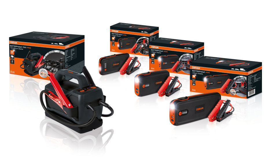 OSRAM BATTERYstart Family