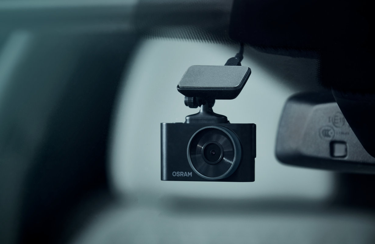 OSRAM ROADsight dash cams
