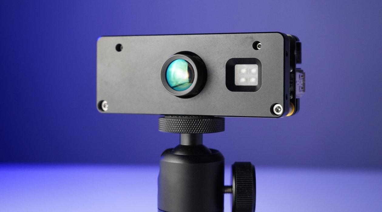 Chronoptics' KEA 3D ToF camera system