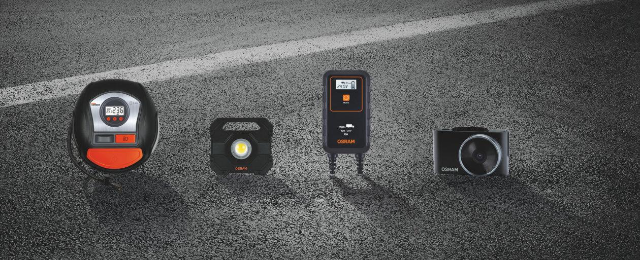Portfolio für Fahrzeugpflege, Wartung und Ausstattung